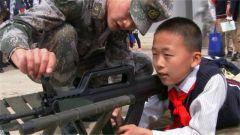 第75集团军某旅:种下国防种子 铸就青年担当