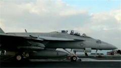 美航母进入地中海,叙利亚局势再度紧张