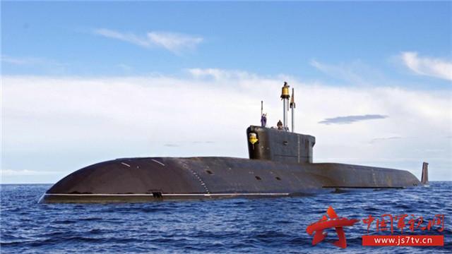"""俄海军明年将获首艘升级版""""北风之神-A""""核潜艇"""