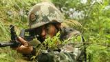 武警侦察兵集训:开展野外侦察训练 锻造过硬基本功