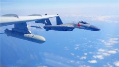 """空军""""绕岛巡航""""针对""""台独""""势力"""