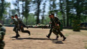 武警忻州支队组织基层卫生员集训提高保障能力
