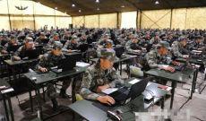 陆军首次组织战役参谋大比武