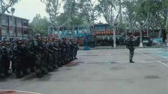 热血!战略支援部队驻陕某基地技术勤务站砺剑少华