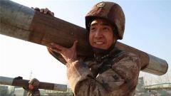 """特种兵王晓磊:""""伤疤""""那是男人的勋章"""