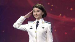 新疆姑娘:看惯了黄色的瀚海 如今扎根深蓝