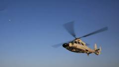 海军第29批护航编队组织开展直升机跨昼夜飞行训练