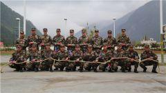 """驻藏武警某部:""""五一""""文化活动丰富多彩"""