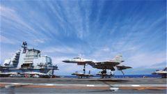 海军航母编队远海实兵对抗训练掠影