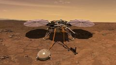 """火星探测器""""洞察""""号的三大惊艳之处"""