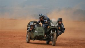 陆战队实战化训练 淬炼胜战利刃
