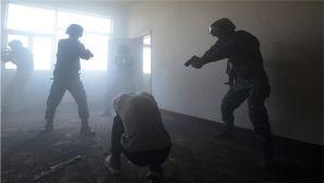 武警忻州支队用实战化演练提升特战队员反恐能力