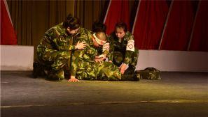 武警山西总队医院举行优秀护士表彰大会