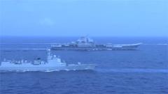 新闻链接:中国海军进入双航母时代