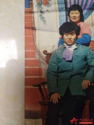 图6:@网络助理工程师丁光帅:看到妈妈年轻的照片,终于明白她为什么有信心给我起这个名字!妈,儿子不在身边,照顾好自己!