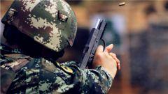 武警德宏支队:射击技能在训练中提升