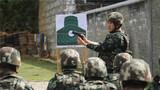 武警德宏支队:射击技能在训练中拔升