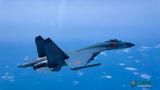 战鹰出击,守卫祖国的碧海蓝天