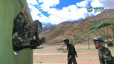 雪域高原,武警特战队员缺氧环境下挑战极限