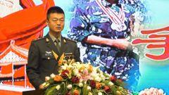 军地青年典型走进新疆总队