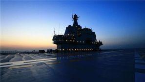 刚刚,首艘国产航母完成出海试验