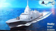部署隐形战机、建新战舰编队 日本意图何在