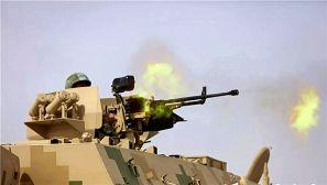 实战练兵 备战国际军事比赛