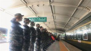勇士出征!第六批赴马里维和医疗分队第二梯队出征