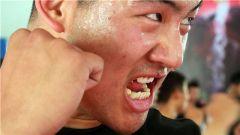 直击石嘴山武警搏击训练:砺练血性胆气
