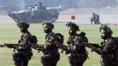 印度陆军开始平凡演练 究竟能得到多大增强