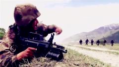 极度缺氧 重机枪班战士的高原激战全靠撑!