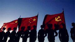 抗战胜利70周年阅兵式现场 听强军战歌响起