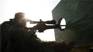 中国特警为外军演示反恐训练霸气十足