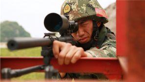 特战队员野外驻训 实战实练锤炼部队(组图)