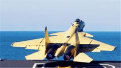 """航母舰载机飞行员 受阅前""""穷尽""""全部能想到的事"""