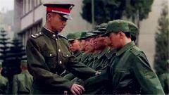 【八一学院】中国人民解放军07式军服的发展历程