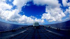 入列十周年,三赴亚丁湾!徐州舰深蓝进击