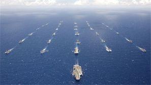 第26届环太平洋军演正式拉开战幕(组图)