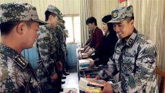 国家开放大学八一学院赴墨脱边防赠书送教
