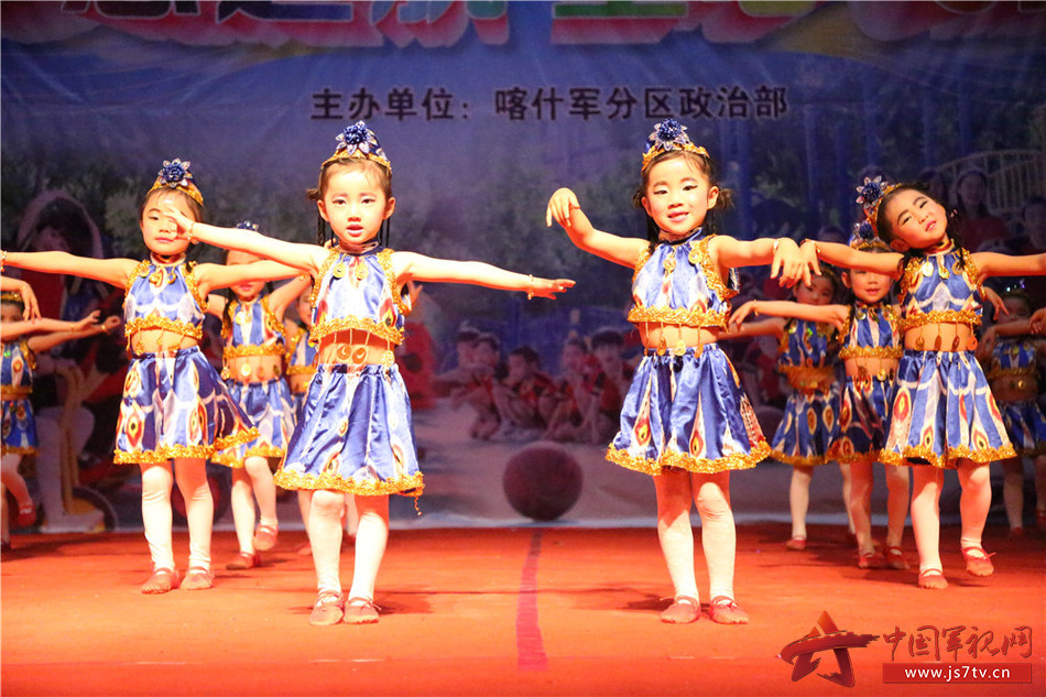 维吾尔族舞蹈《小可爱》