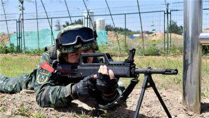 武警北京:实战演练 提高部队应急处置能力