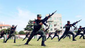 武警·广西|武警特战酷暑练兵锻造反恐利刃