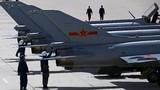 空军西安飞行学院:祁连山下 实弹打靶砺雏鹰