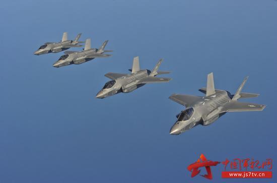 """向土传递""""信号""""美或冻结向土交付F-35战机准备"""