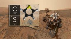 好奇号在火星上发现有机物 寻找火星生命又前进一步