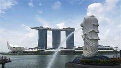 朝美会晤 新加坡海陆空全面安保