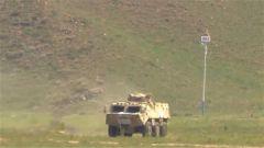 国产装甲车防雷性能如何?真炸给你看