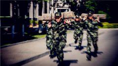 武警长治支队按新大纲要求大抓基础体能训练