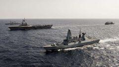 英法军事力量向亚太延伸 凸显军事实力