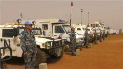 我第六批赴马里维和医疗分队高标准通过联合国装备核查